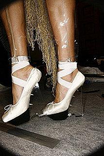 Junko Shimada  Ballet heels :  ballet heels shoes heels ballet junko shimada